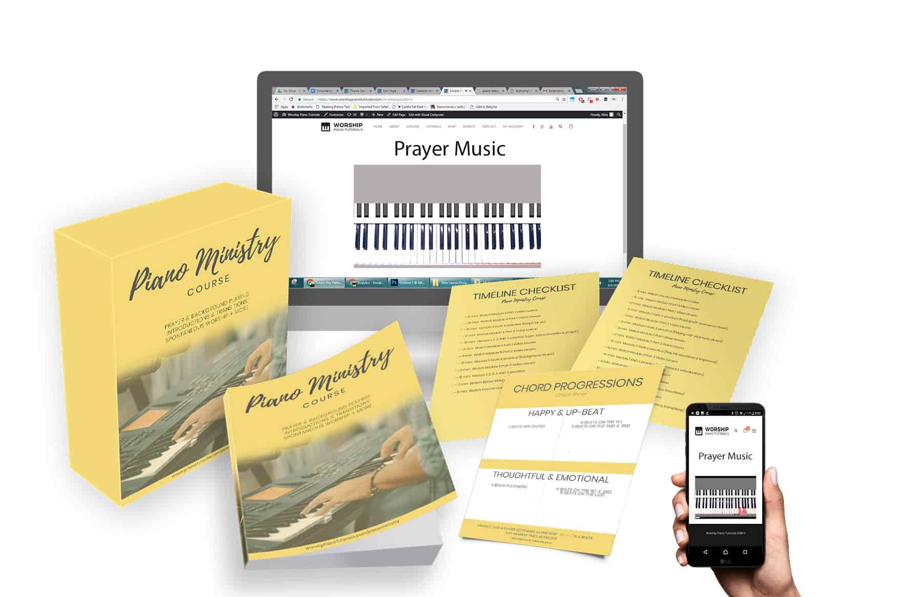 Piano Ministry Course